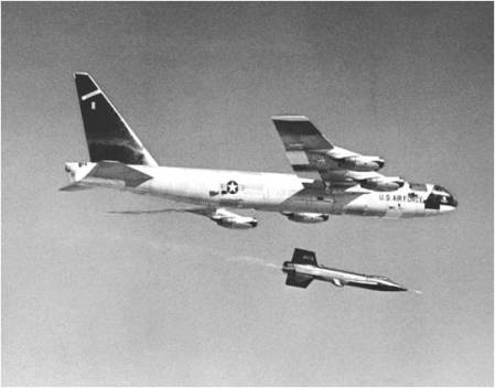 X-15-First-Flight