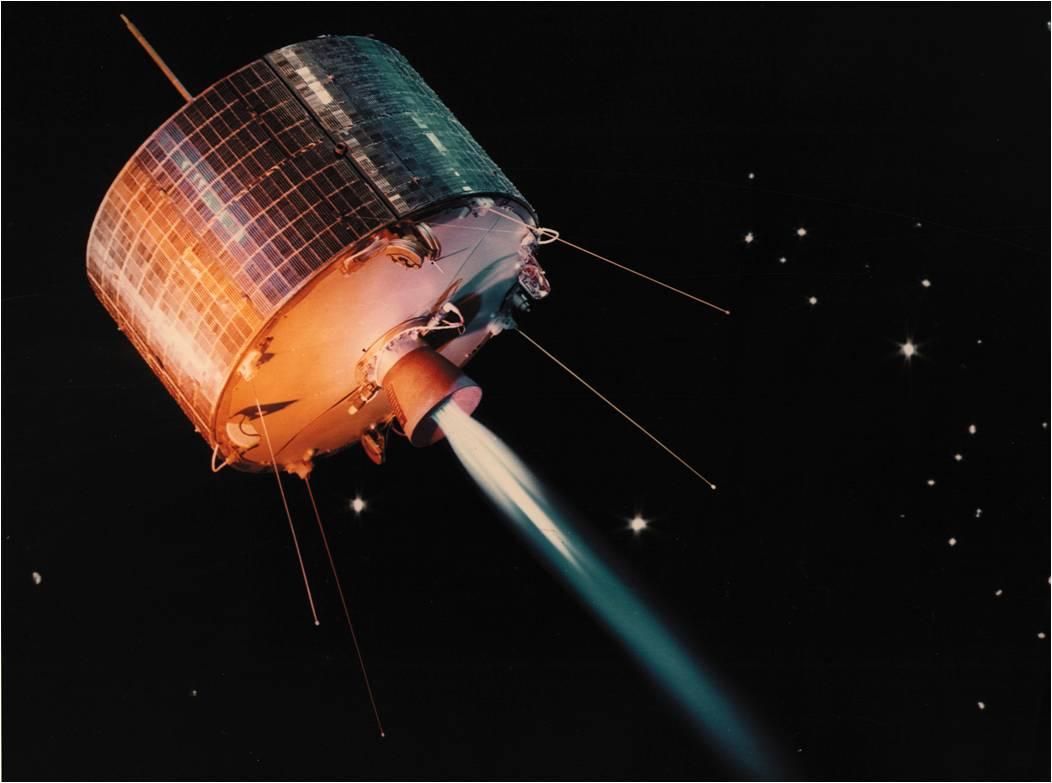 1st Geosynchronous Satellite American Aerospace