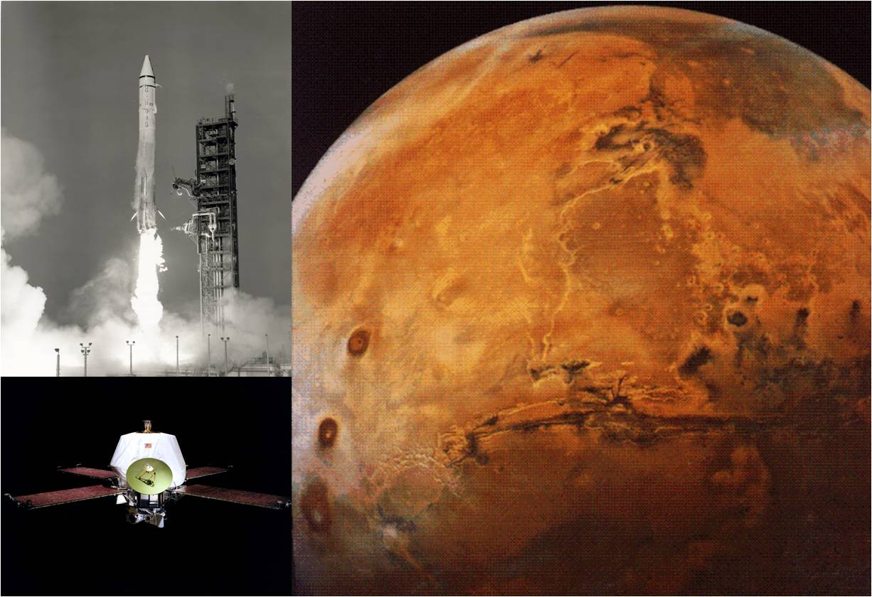 Image Gallery Mariner 9 Probe